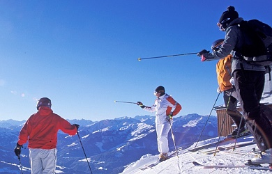 Ski Hire Shops in the region